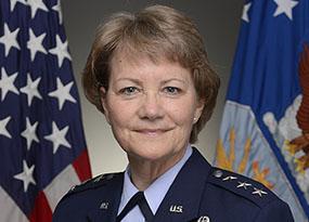 Lieutenant General Maryanne Miller