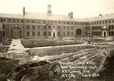 quadrangle construction