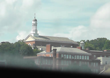 Manhattan College cupola
