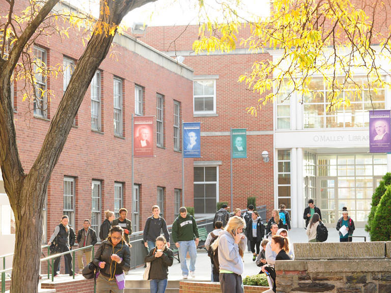 Manhattan College Tuition >> Majors And Minors Manhattan College Riverdale Ny