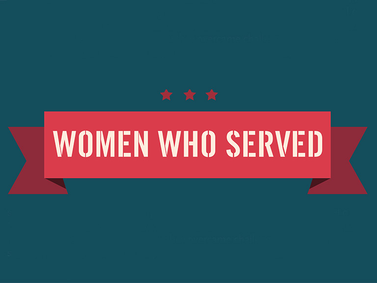 women who served