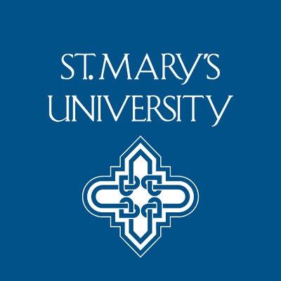 St. Mary's University Logo