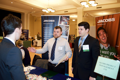 college career fairs