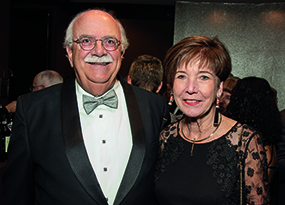image of neil defeo and wife sandra