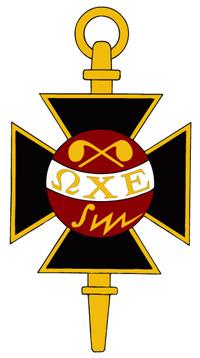 Omega Chi Epsilon Seal