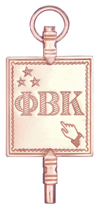 Phi Beta Kappa Seal