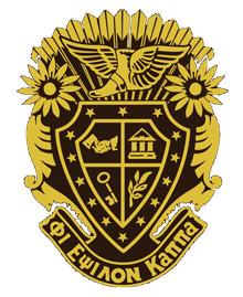 Phi Epsilon Kappa Seal