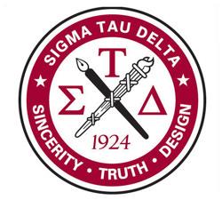 Sigma Tau Delta Seal