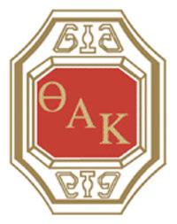 Theta Alpha Kappa Seal