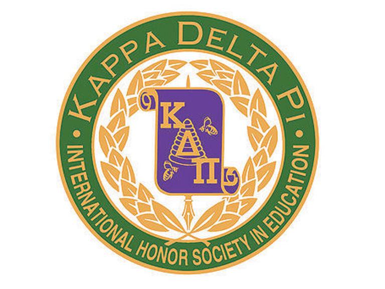 Kappa Delta Pi seal