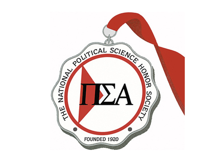 Pi Sigma Alpha seal
