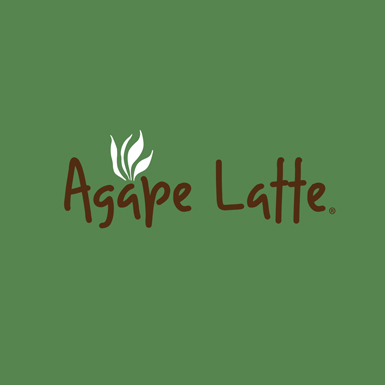 Agape Latte logo