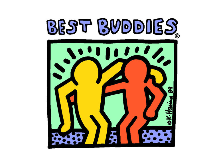 Official logo of best buddies.