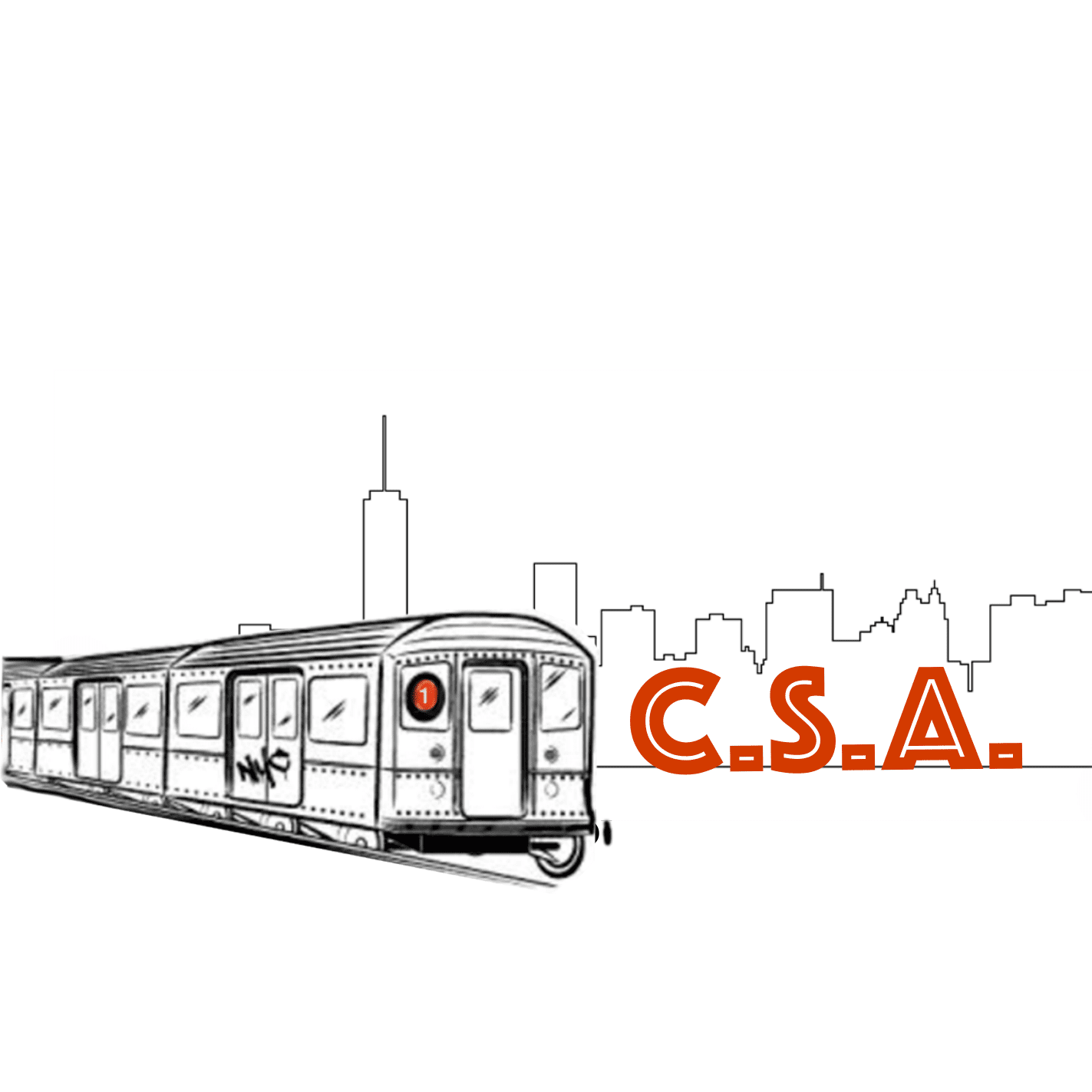 Commuter Student Association- 1 train