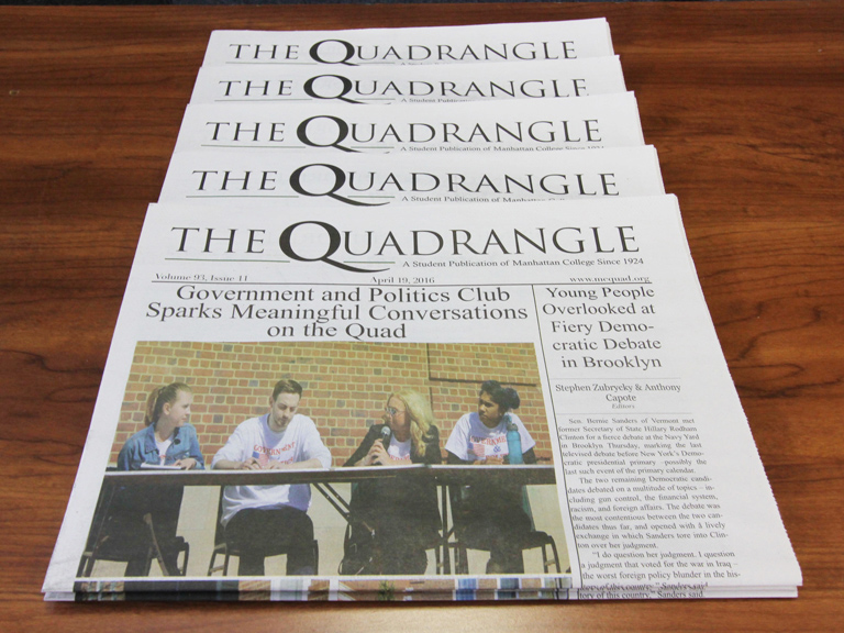 Quadrangle graphic
