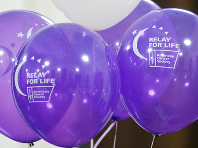 Relay for Life graphic