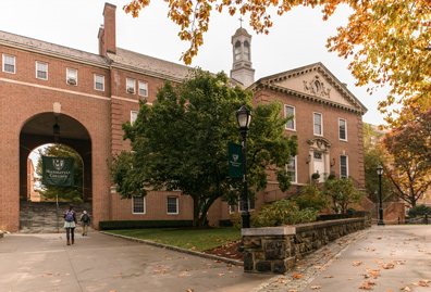 Manhattan College Quad