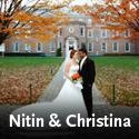 nitin and christina