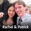 Rachel and Patrick