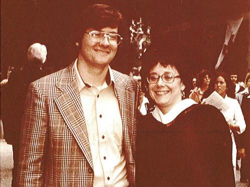 Lois and John