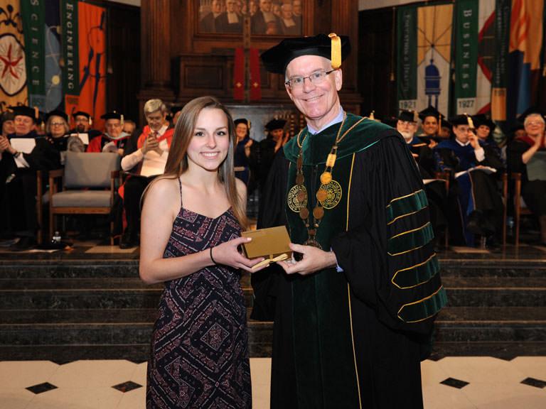 Natalie Heinitz Gunn Medal