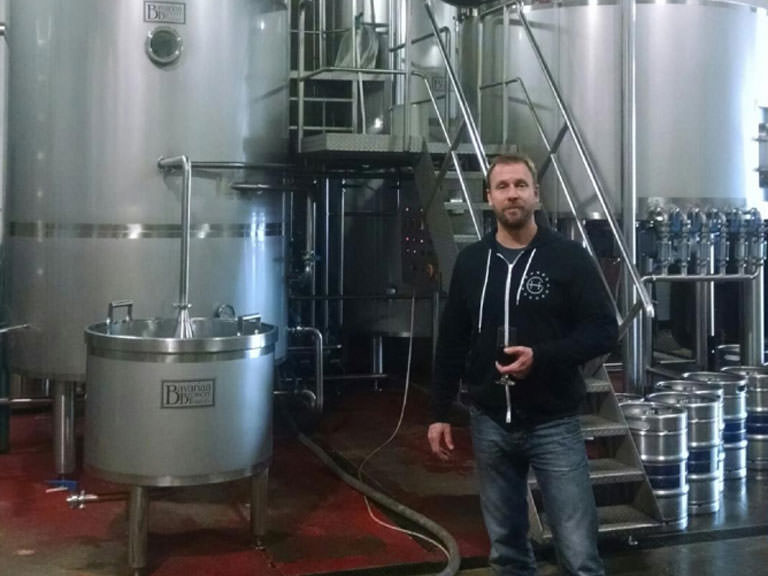 Alum Draws Bottom Line with Bronx-Based Brewery