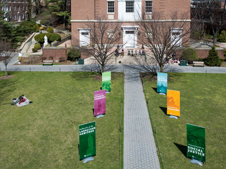 Mission Month on campus