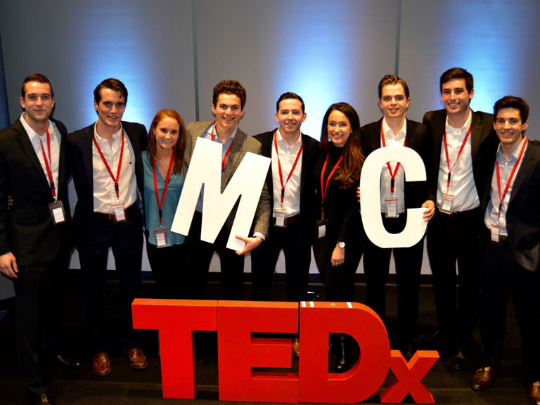 Manhattan College TedX Group