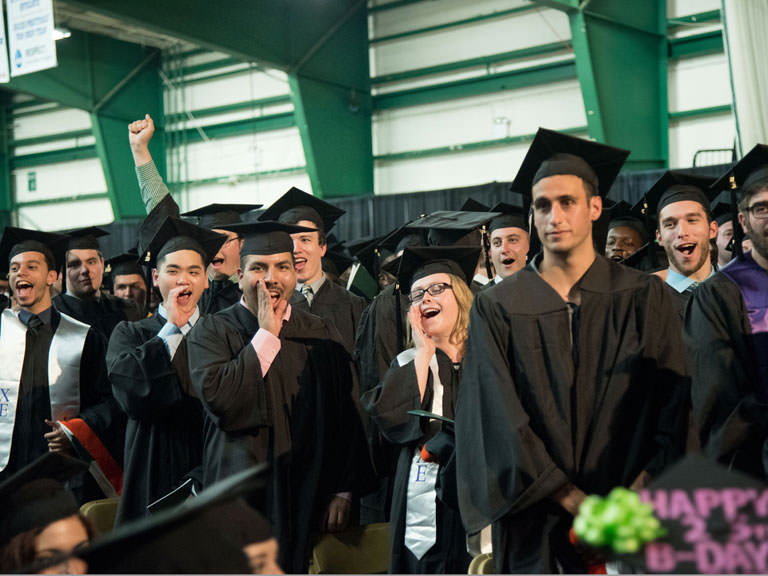 Manhattan College Commencement