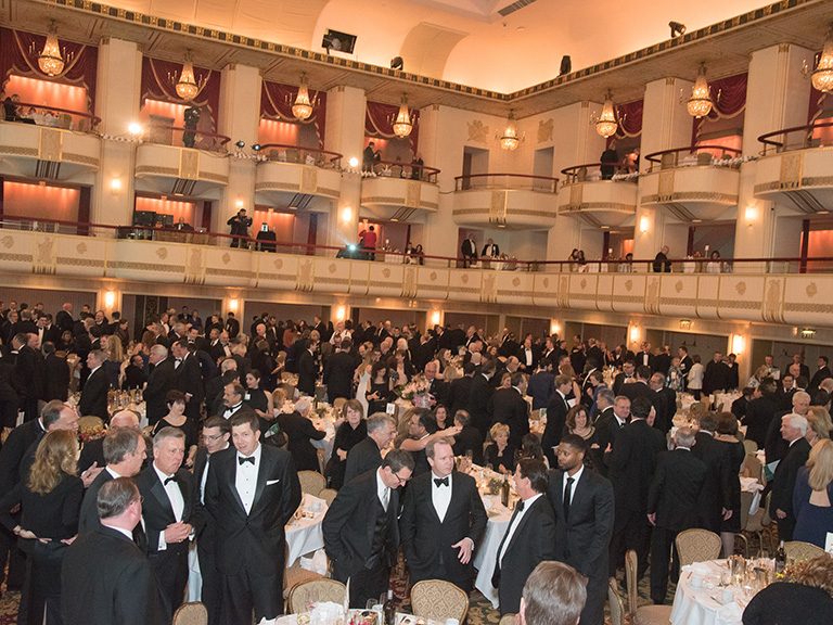 Annual De La Salle Medal Dinner Honors AmEx Vice Chairman