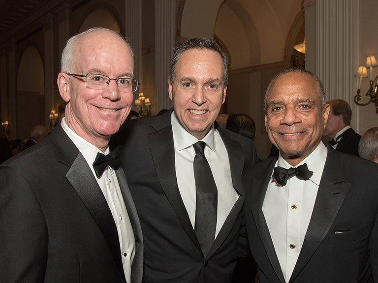 Annual De La Salle Medal Dinner Raises More Than $2 Million