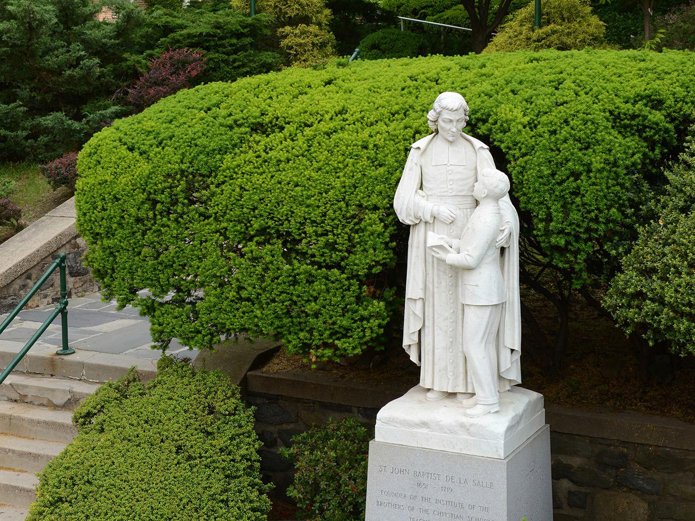 St. John Baptiste De La Salle
