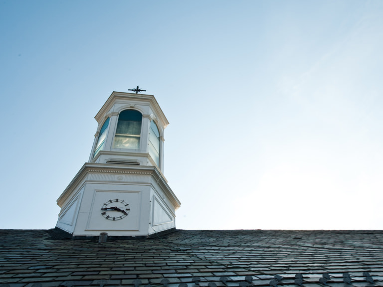 Cupola on Memorial Hall