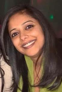 Headshot of Kaveri Krishnan