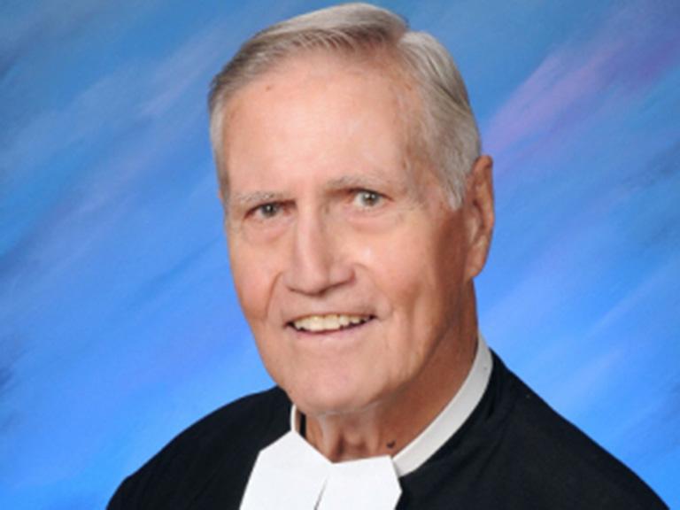 Portrait photo of Brother Malcolm O'Sullivan