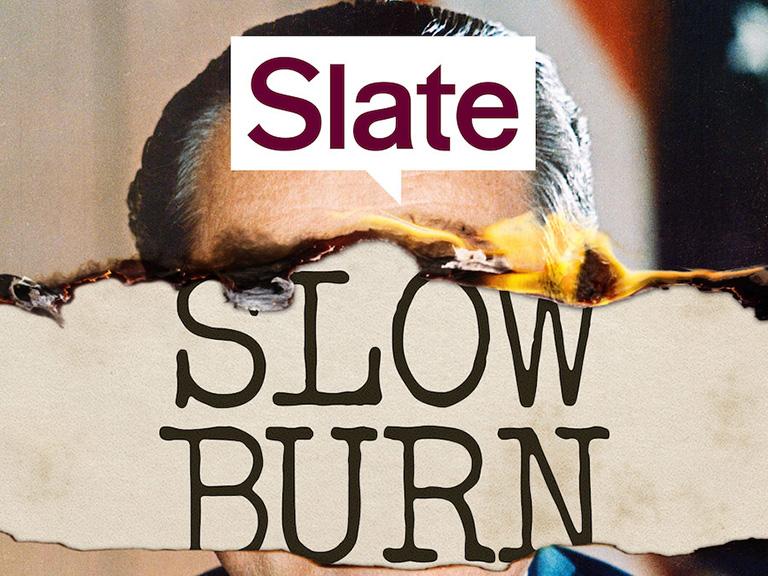 Slow Burn podcast art