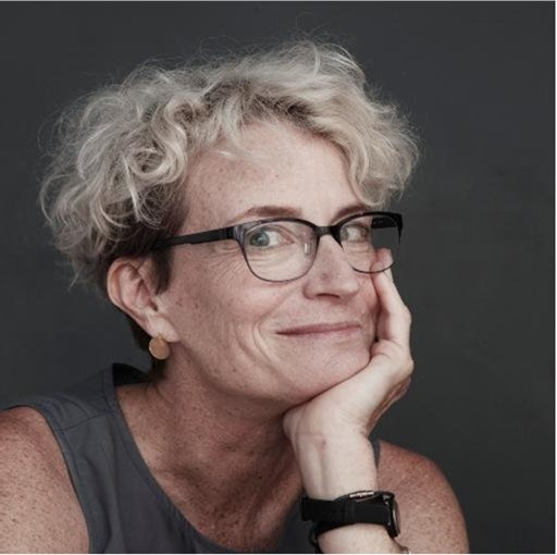 Head shot of Ashton Applewhite