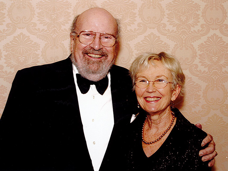 Bob and Elizabeth LaBlanc