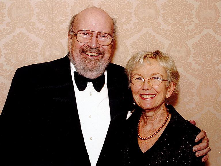 Bob and Elizabeth LaBlanc