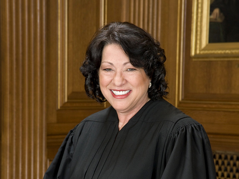 Sonia Sotomayor Supreme Court official photo