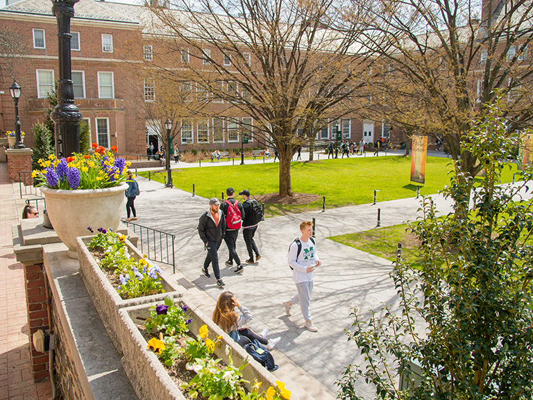 Colleges In Manhattan >> Princeton Review Includes Manhattan College Among Its 385