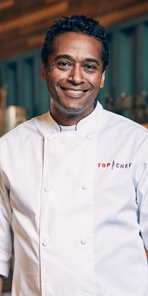 Photo of Chris Scott from Top Chef