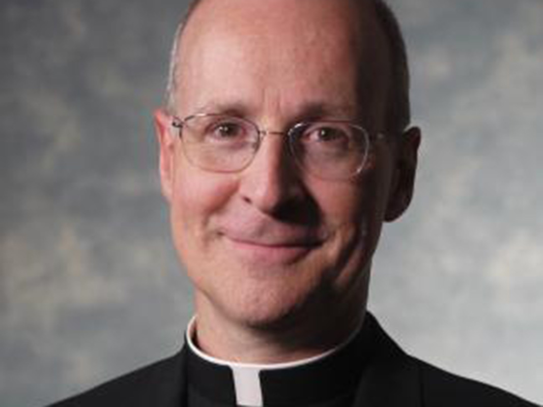 Headshot of Rev. James Martin, SJ