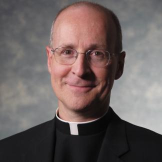 Headshot of Rev. James Martin