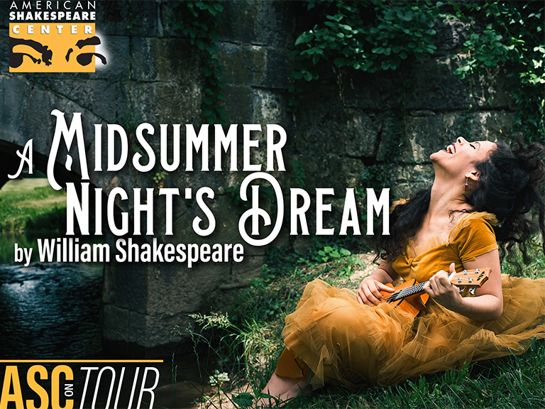 Poster for A Midsummer Night's Dream