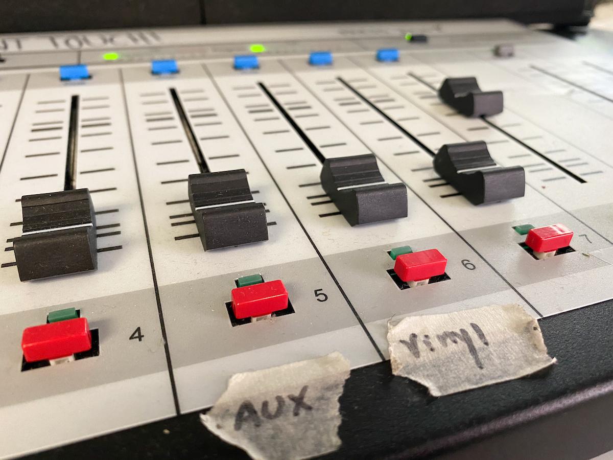 WRCM radio board
