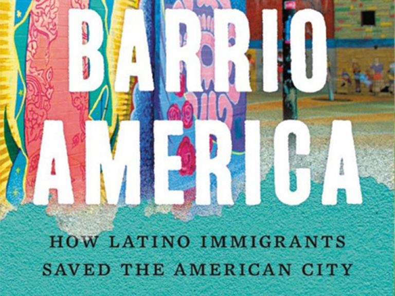 Barrio America book cover