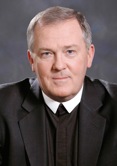 Brother William Mann, FSC portrait photo