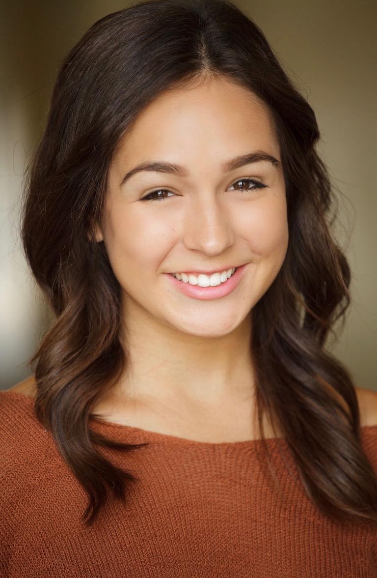 Portrait photo of Ally Mejia