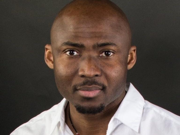 Lawrence Udeigwe portrait photo